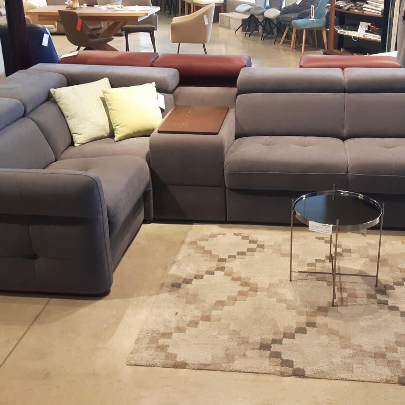 Ъглов диван Massimo