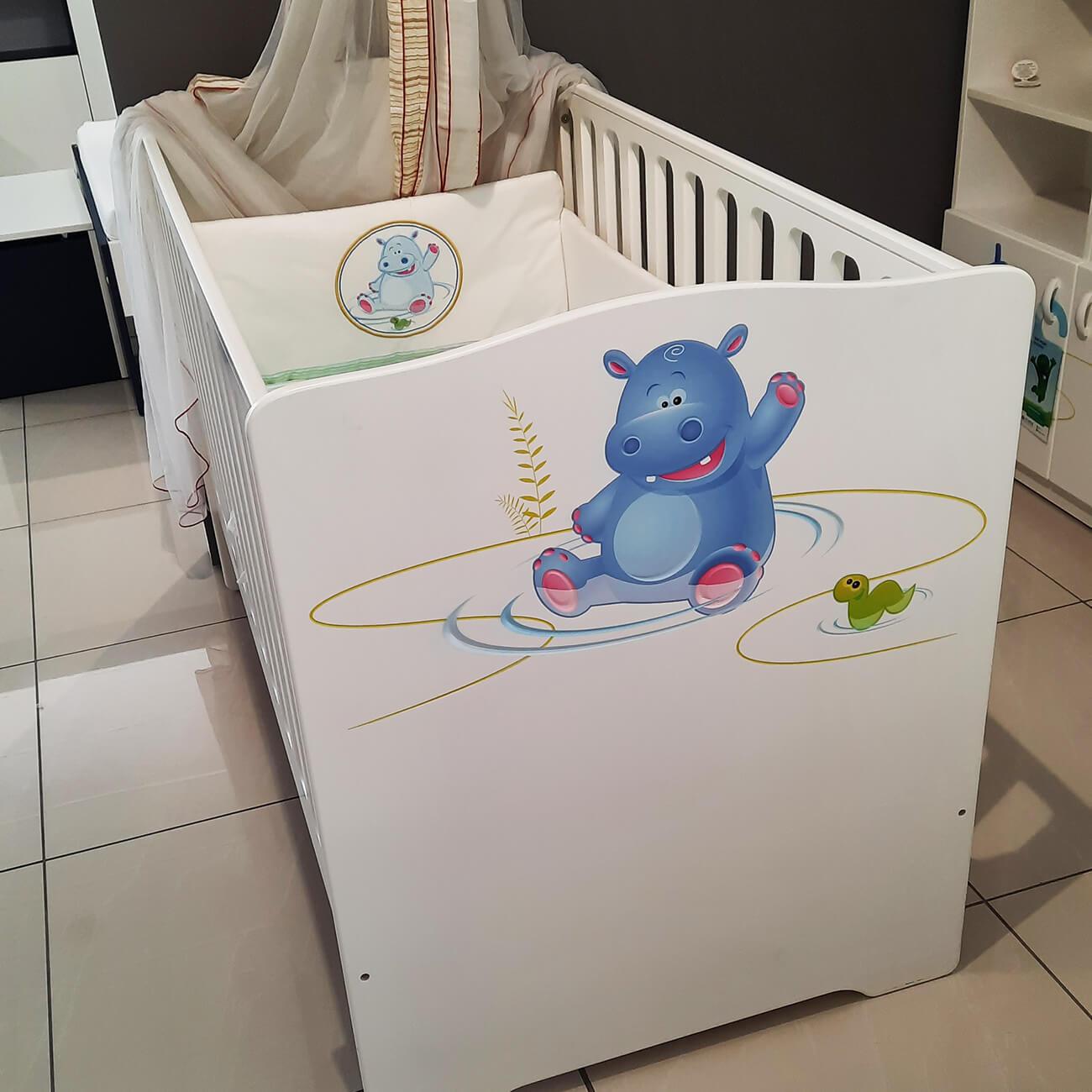 Бебешка кошара Happy Animals – мостра