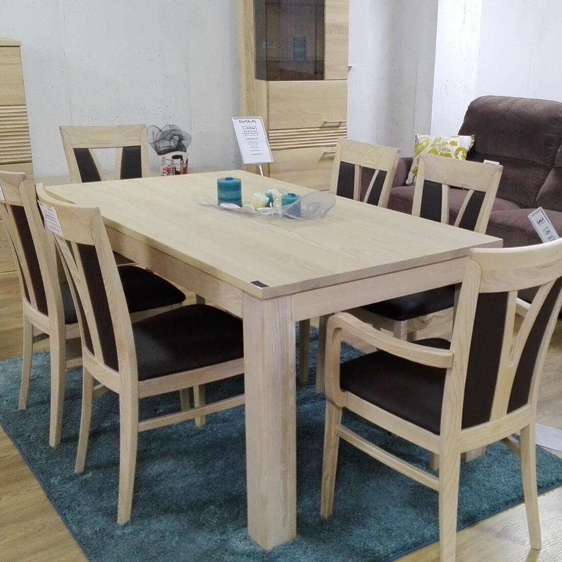 Трапезна маса със столове Т18 - мостра
