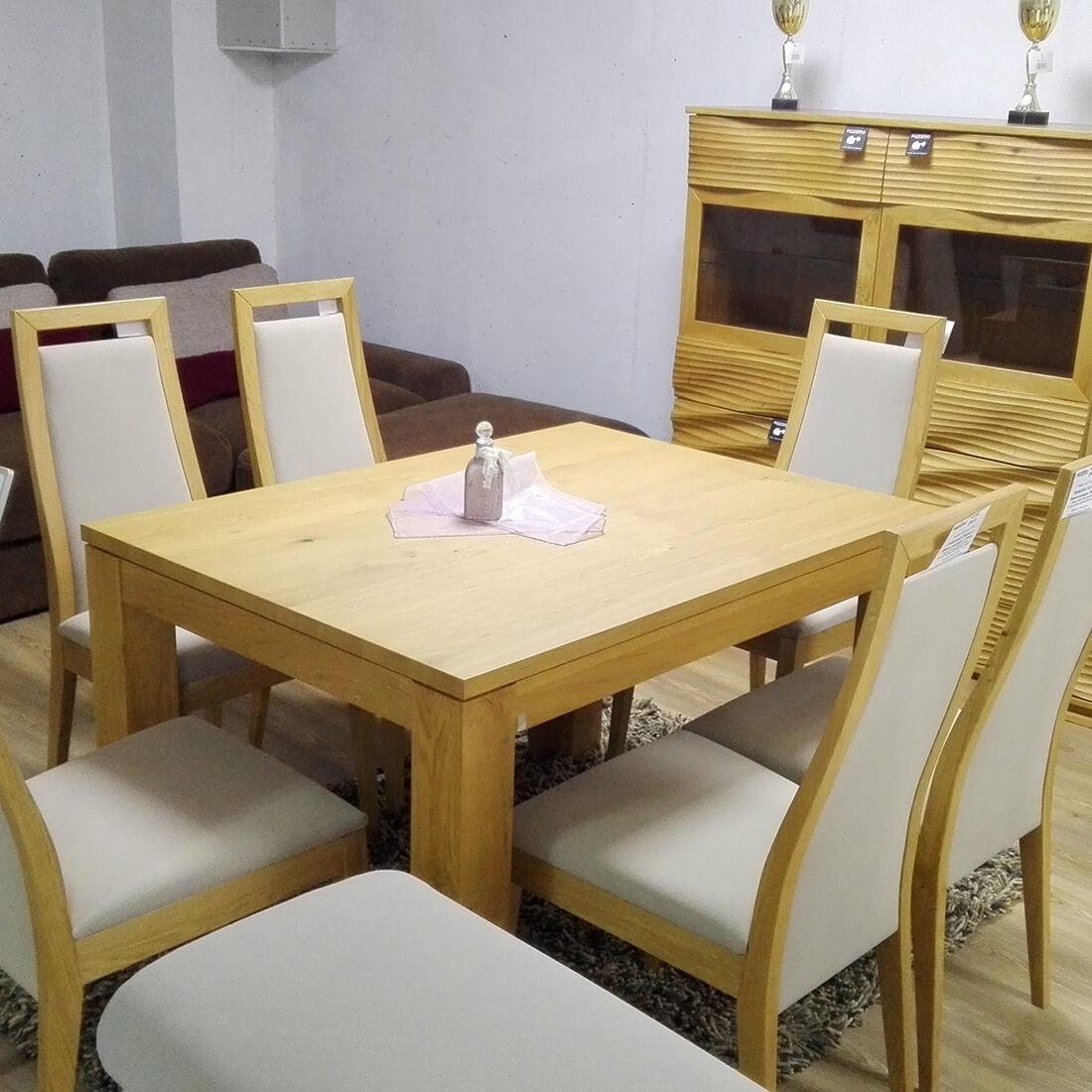 Трапезна маса със столове Т7 - мостра