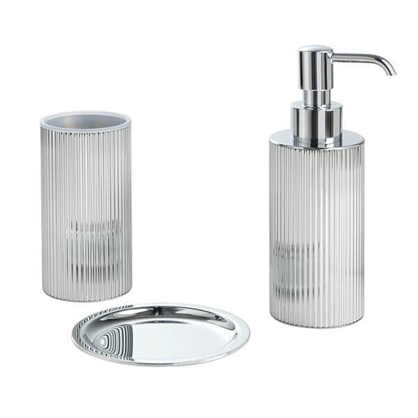 Комплект за баня Regal + Medea, от Stilhaus - мостра