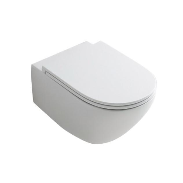 Окачена тоалетна с капак Aquatech, от Kerasan - мостра