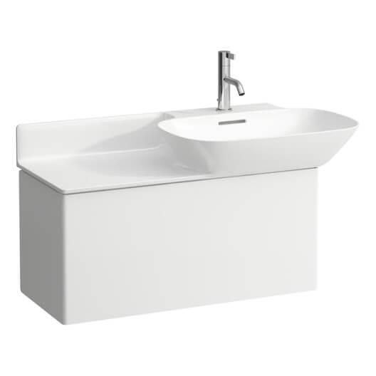 Шкаф за баня с умивалник Ino, от Laufen - мостра