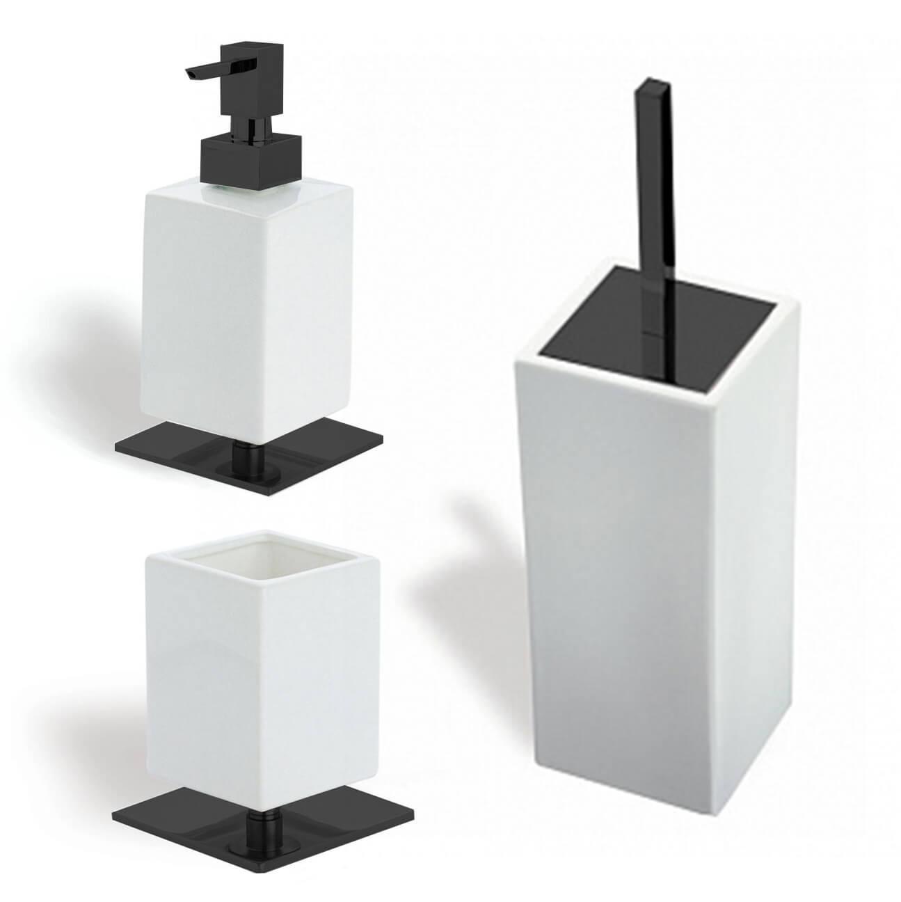 Комплект за баня Cube 1, от Stilhaus - мостра