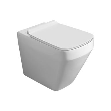 Тоалетна чиния с капак Baden Baden, от Simas - мостра