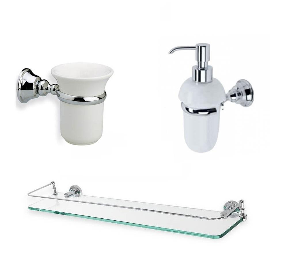 Комплект за баня Smart, от Stilhaus - мостра