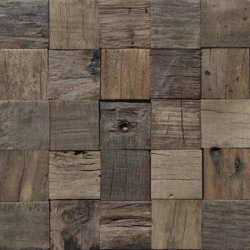 Дървена мозайка Mosavit SW Caddo 30x30