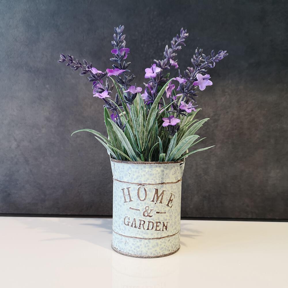 Декоративно цвете с кофичка - мостра