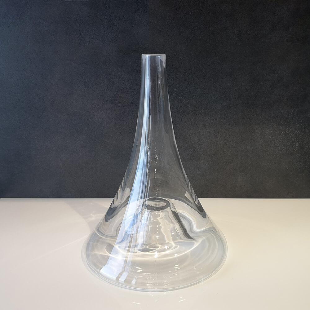 Стъклена ваза - мостра