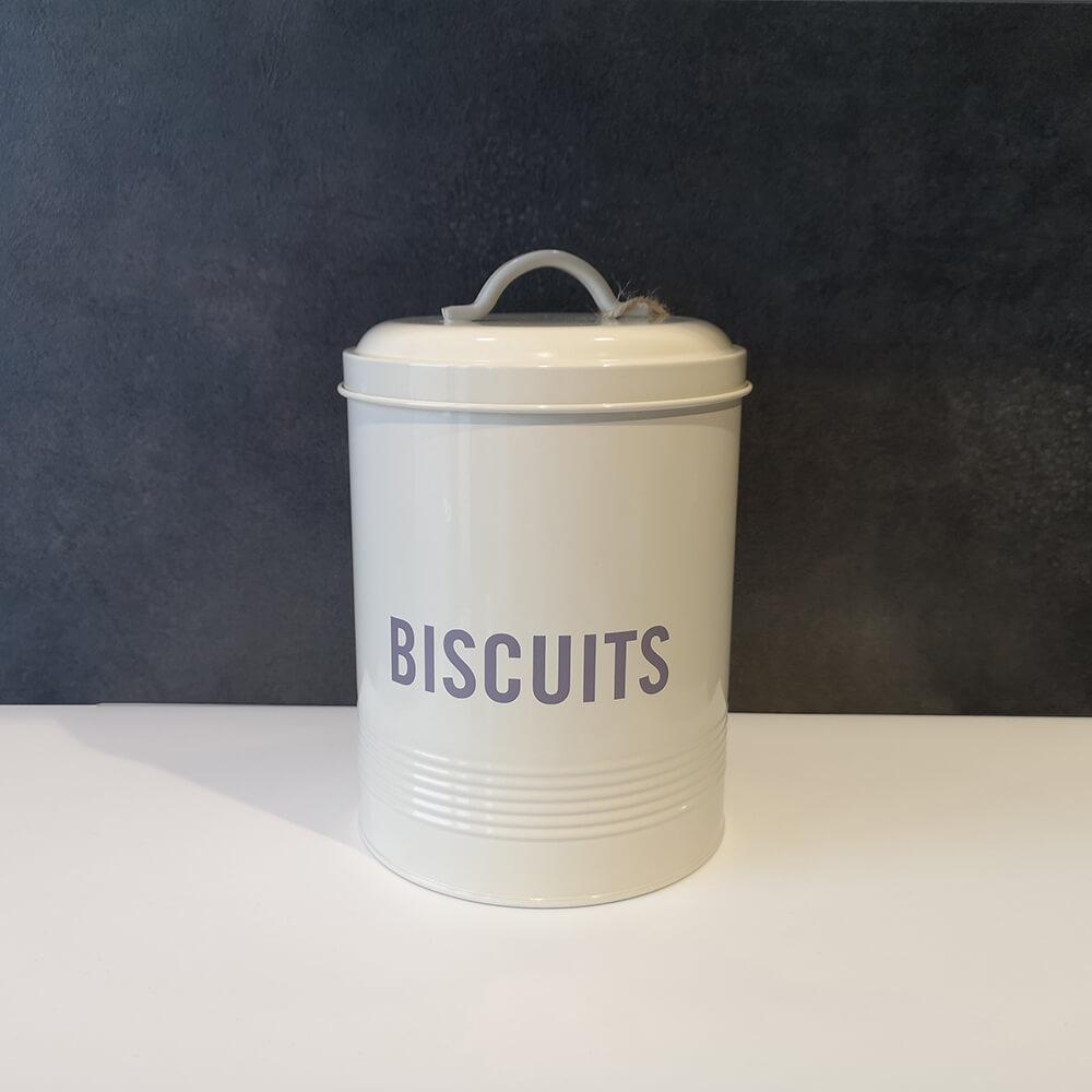 Кутия за бисквити, от Jamie Oliver, бяла - мостра