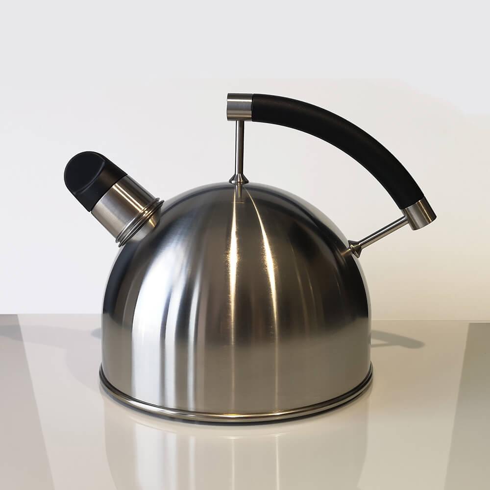 Чайник Commodore, хром - мостра