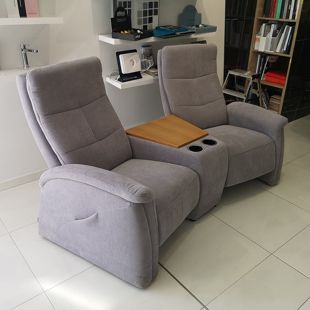 Двоен диван с бар Tivoli - мостра