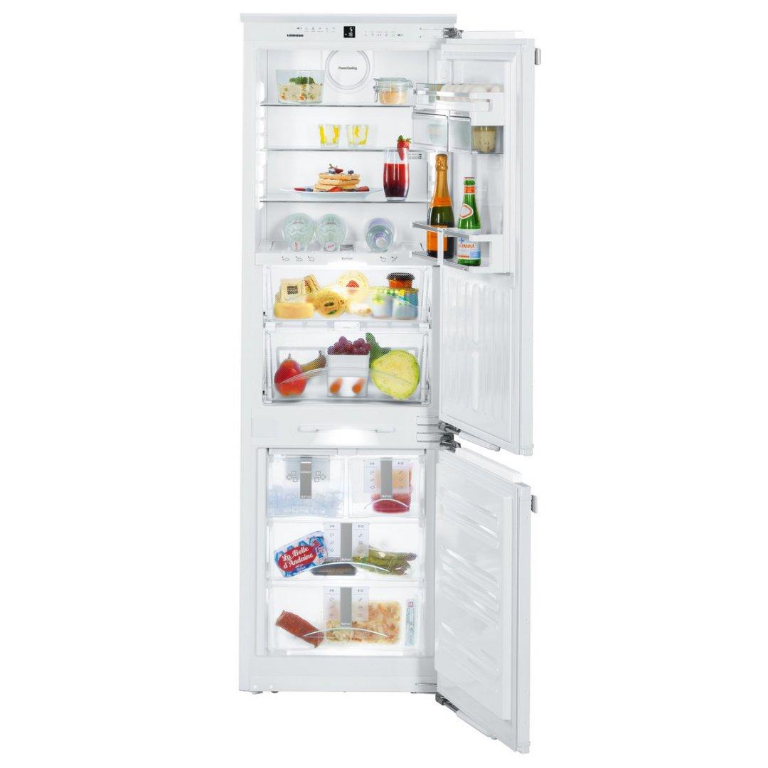 Хладилник-фризер за вграждане, ICBN 3386, LIEBHERR