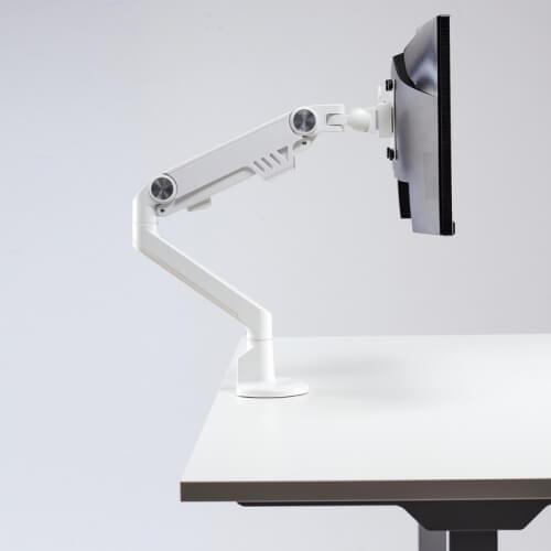 Рамо за монитор 9500, бяло