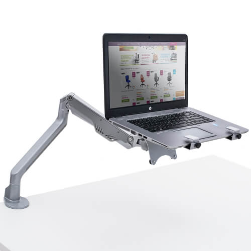 Приставка за лаптоп 9500, сива