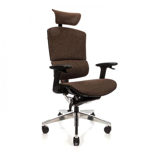 Ергономичен офис стол Ergo Pro SE, кафяв