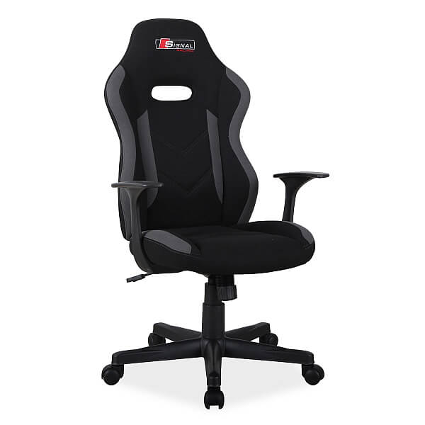 Геймърски стол, сив Rapid