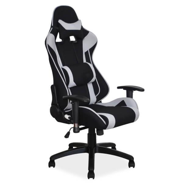 Геймърски стол, сив Viper