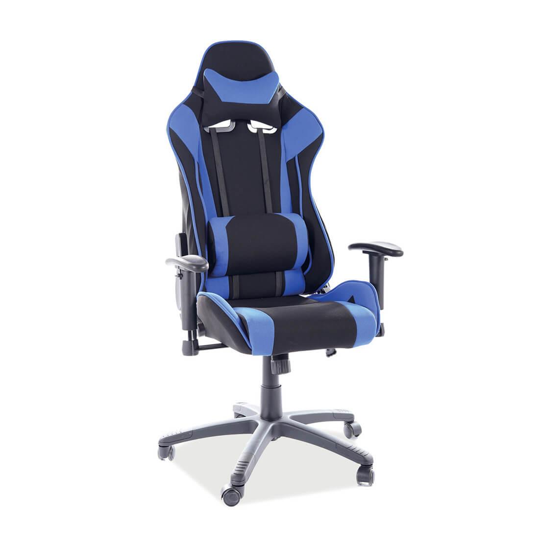 Геймърски стол, син Viper