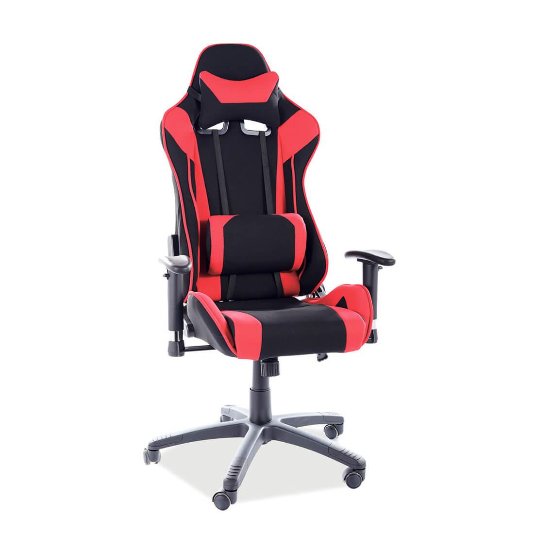 Геймърски стол, червен Viper