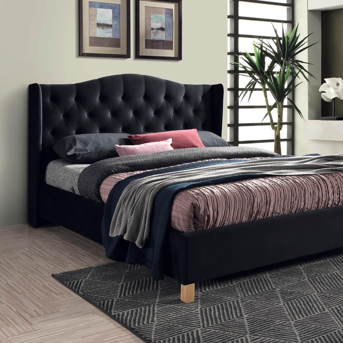 Тапицирано легло Aspen Velvet 19