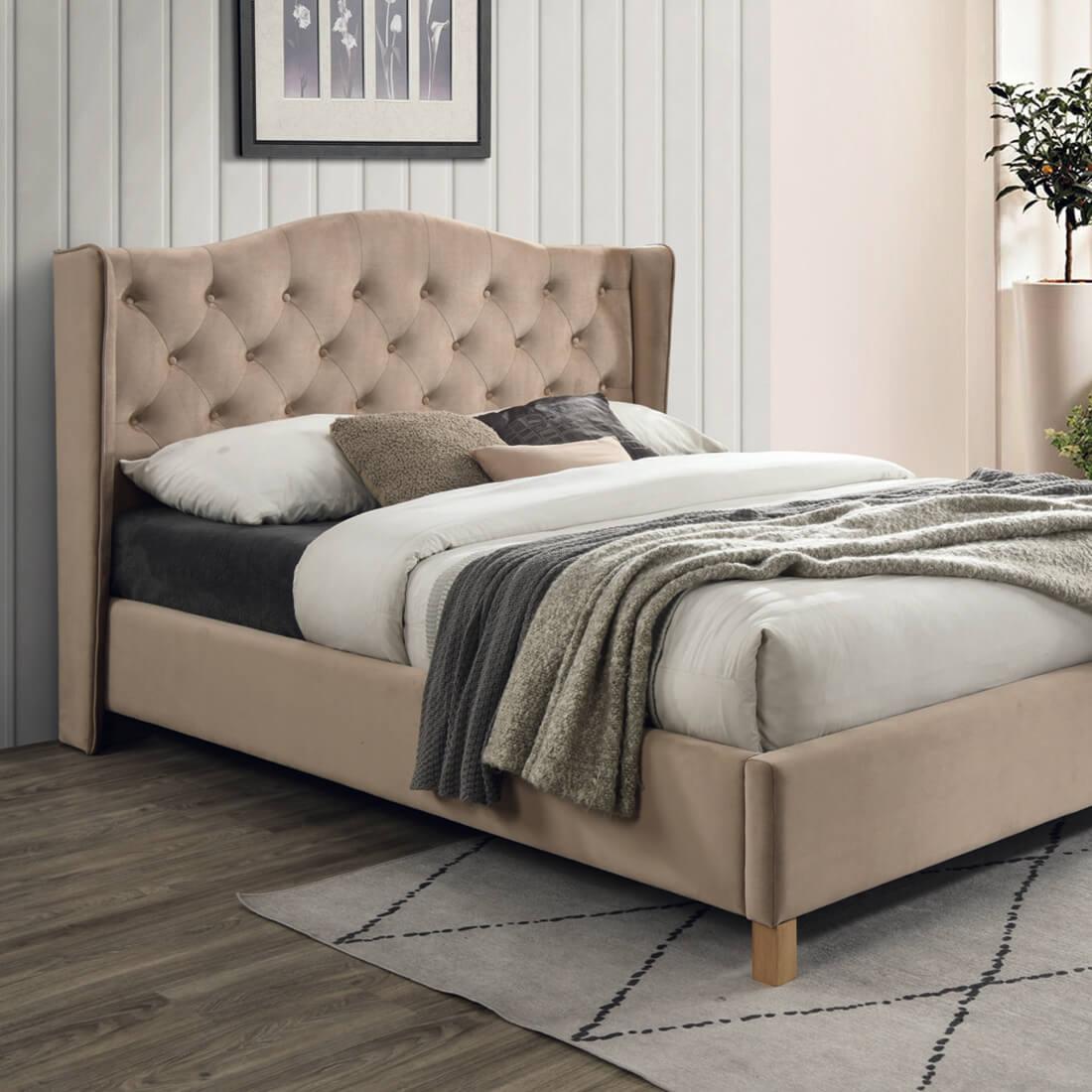 Тапицирано легло Aspen Velvet 28