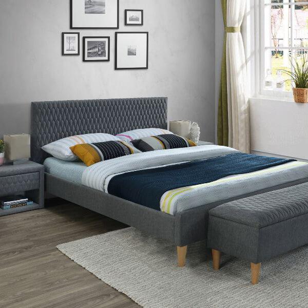 Тапицирано легло Azurro 160