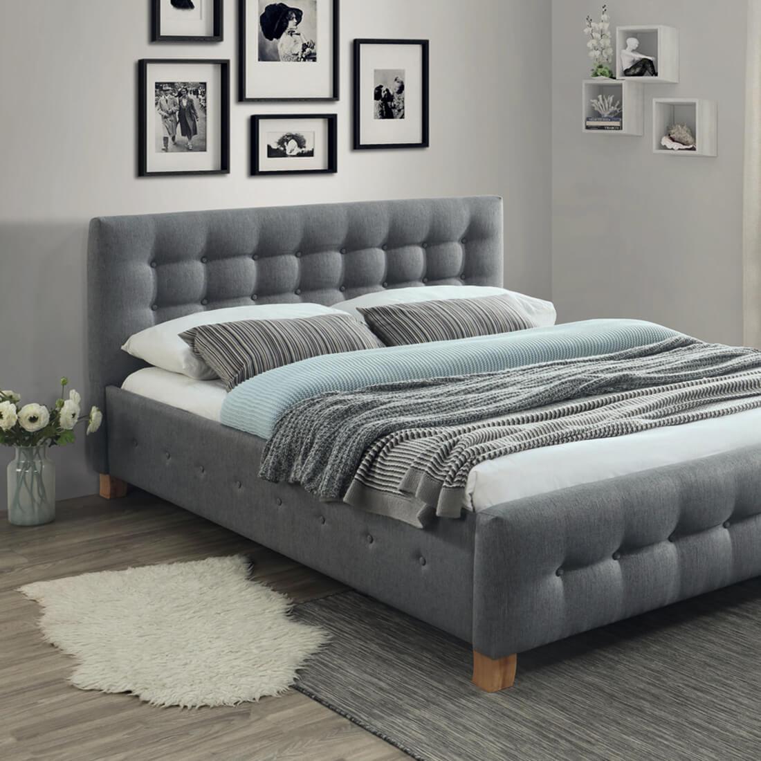 Тапицирано легло Barcelona Velvet