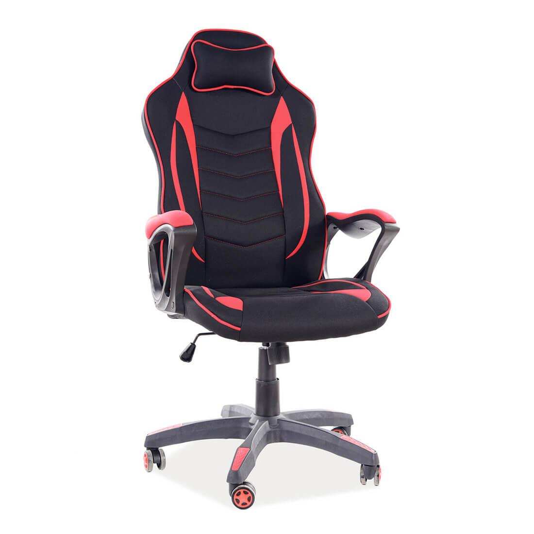 Геймърски стол Zenvo Red