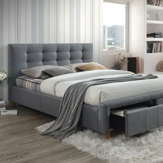 Тапицирано легло Ascot