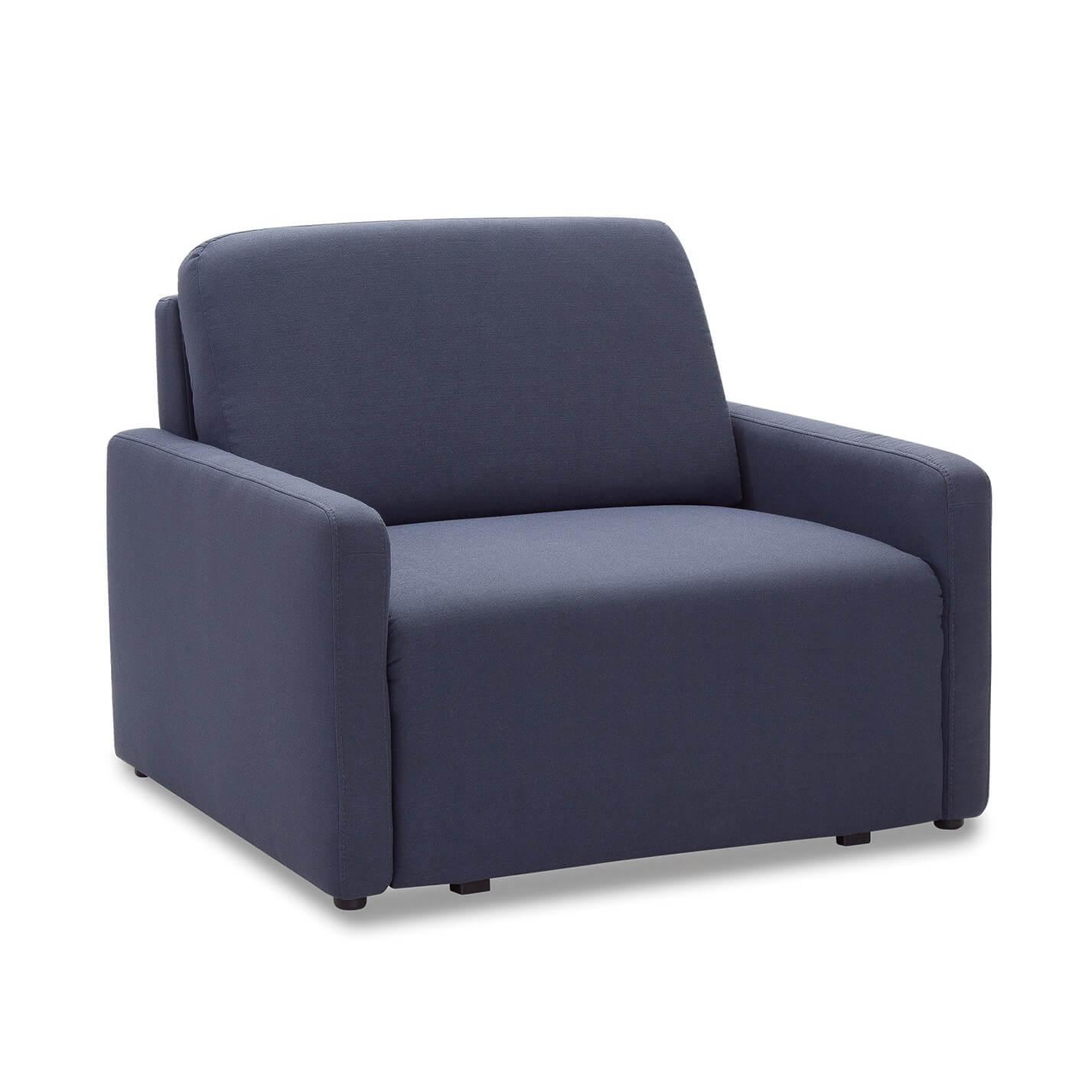 Хотелски разтегателен фотьойл Simple