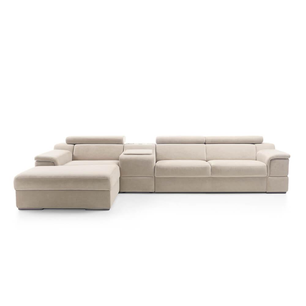 Ъглов диван Luciano