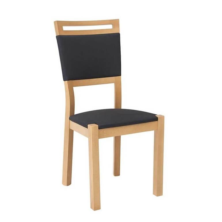Трапезен стол, колекция Arosa дъб балтик