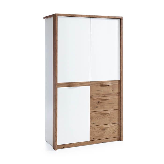Двукрилен гардероб, колекция Como