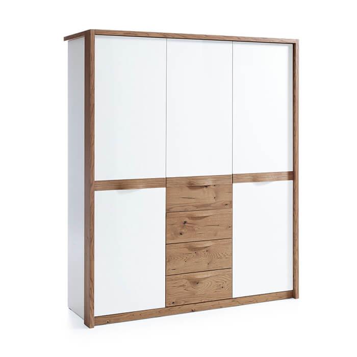 Трикрилен гардероб, колекция Como