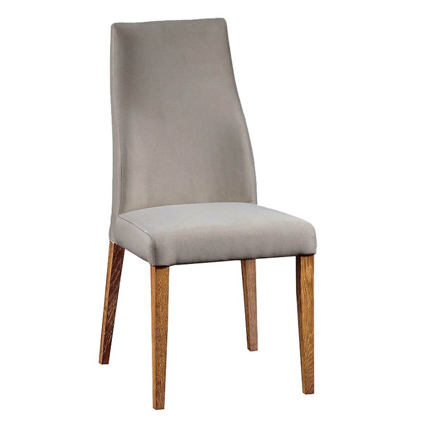Трапезен стол Dorado, цвят Carabu 108 с дъб мед