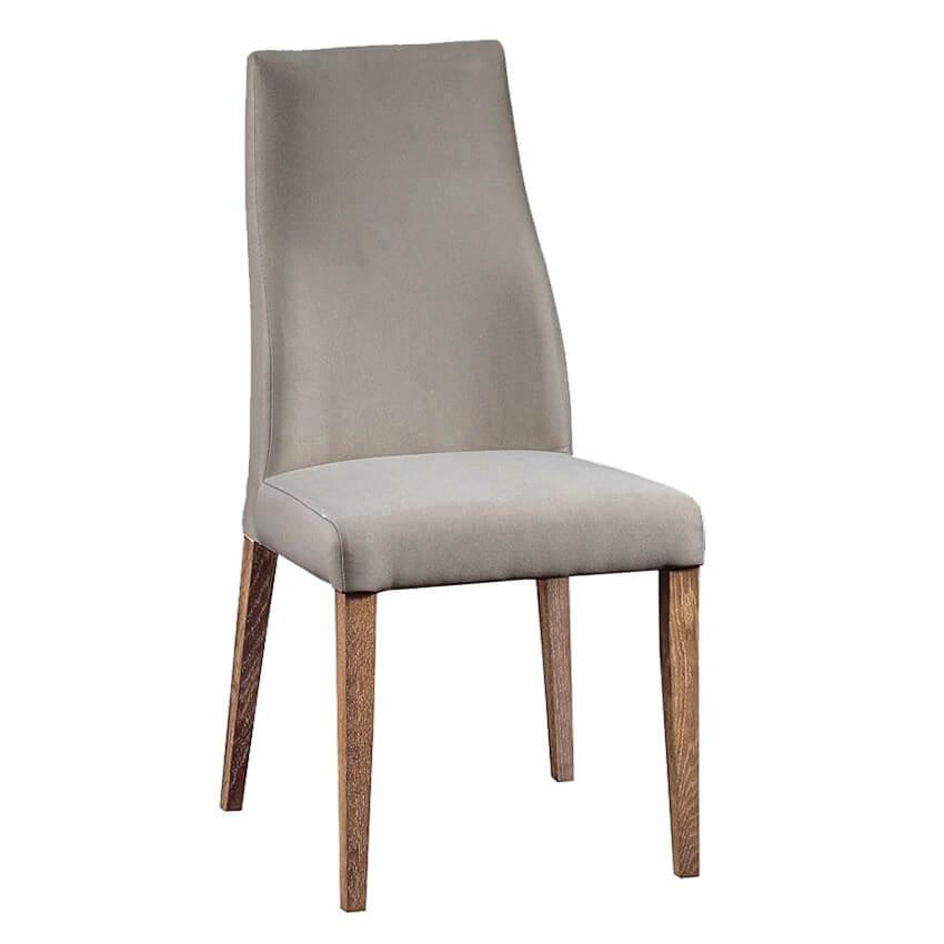 Трапезен стол Dorado, цвят Carabu 108 с дъб рустик