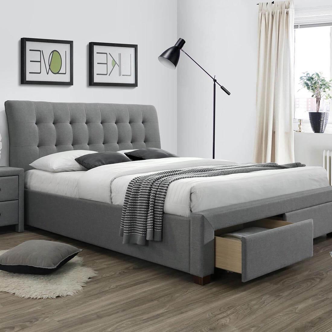 Тапицирано легло Percy 160