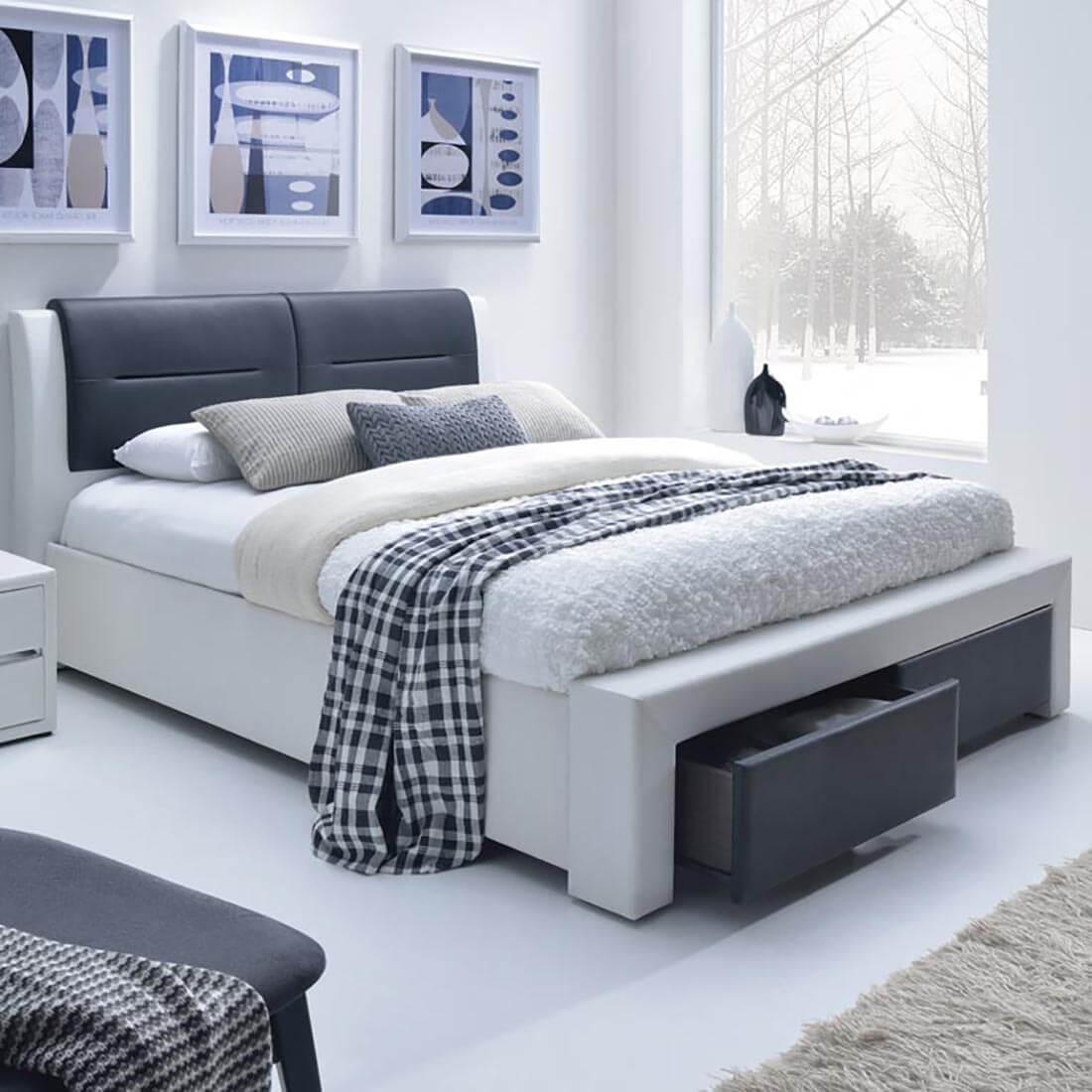Тапицирано легло Cassandra-S 140