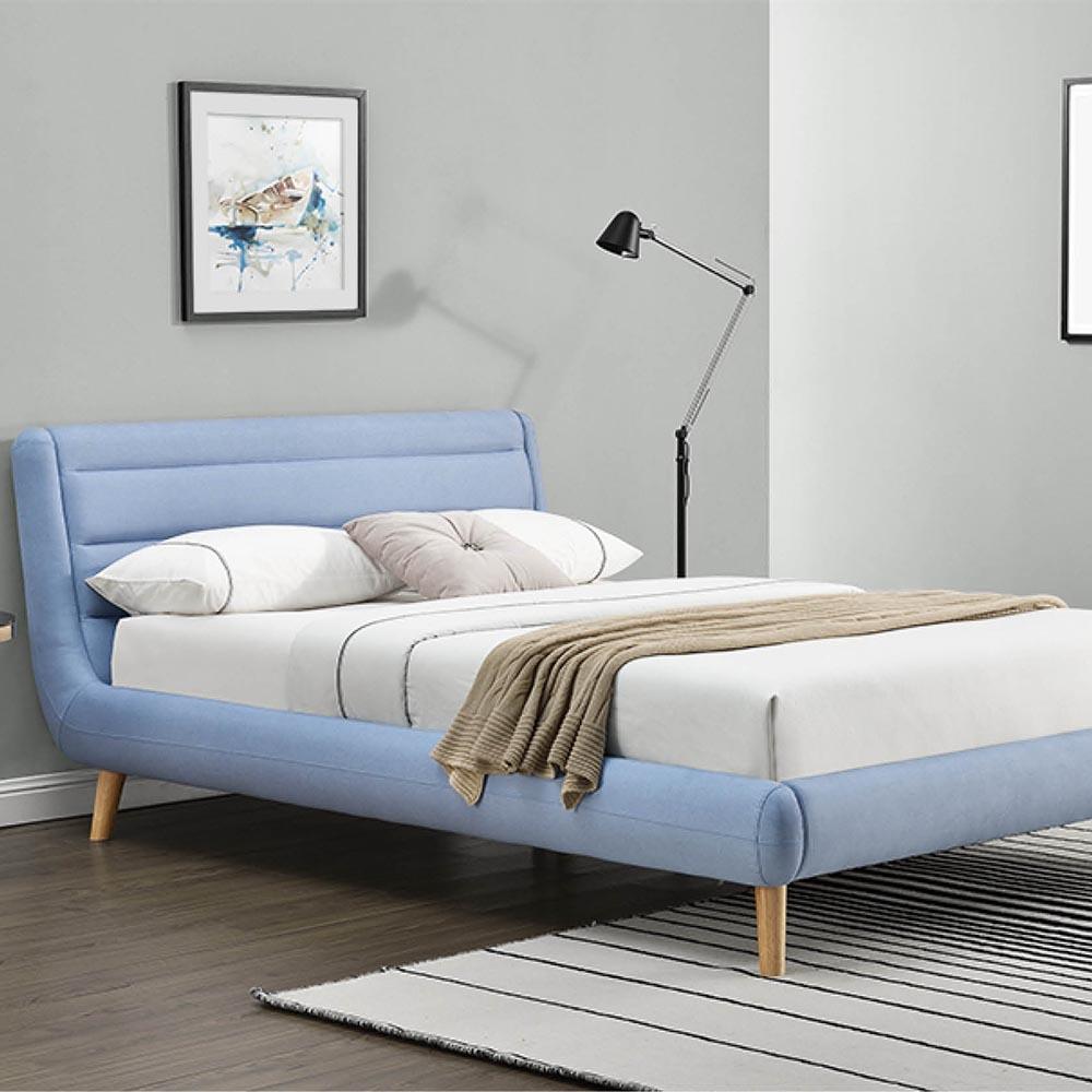 Тапицирано легло Elanda 160