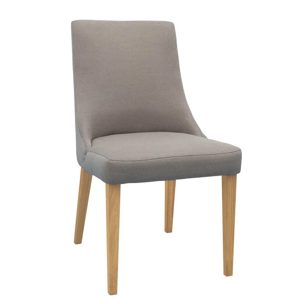 Трапезен стол Karina, цвят Carabu 108 с златен дъб