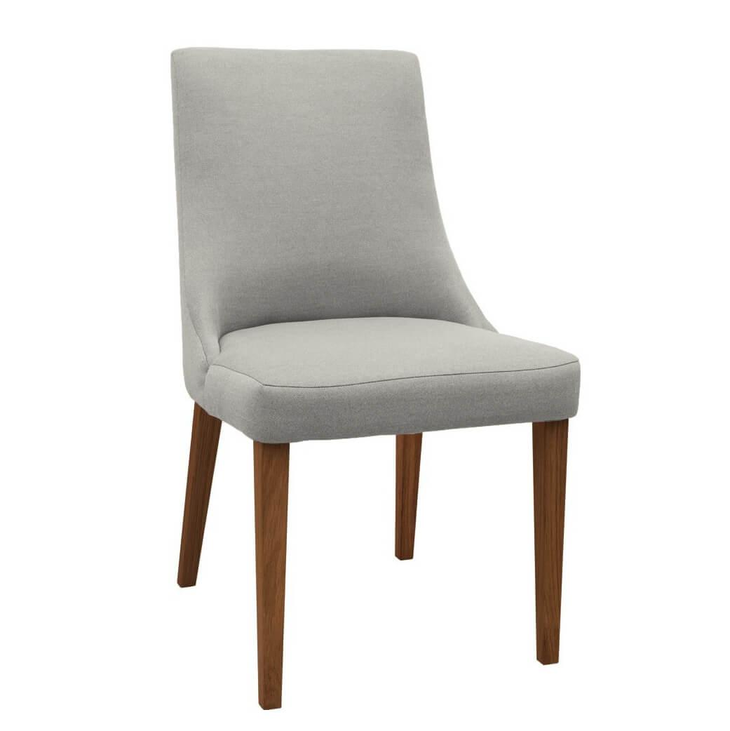 Трапезен стол Karina, цвят Carabu 60 с античен дъб