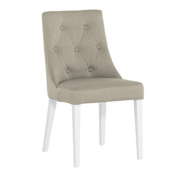 Трапезен стол Marcel, цвят Carabu 108 с бял бук