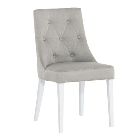 Трапезен стол Marcel, цвят Carabu 60 с бял бук