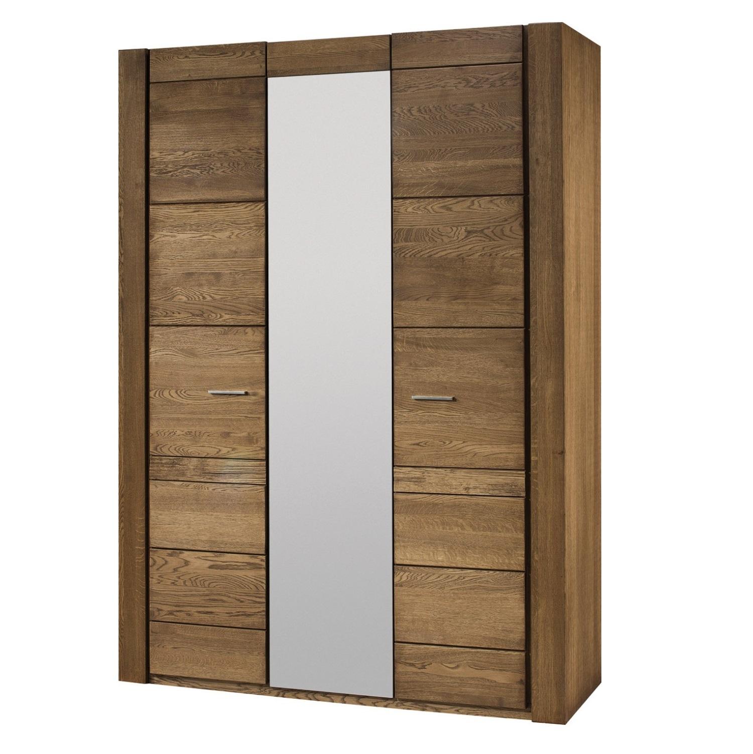 Гардероб с три врати с огледало, колекция Velvet
