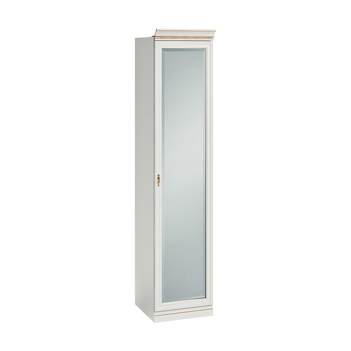 Еднокрилен гардероб с огледало, гардеробна Verona
