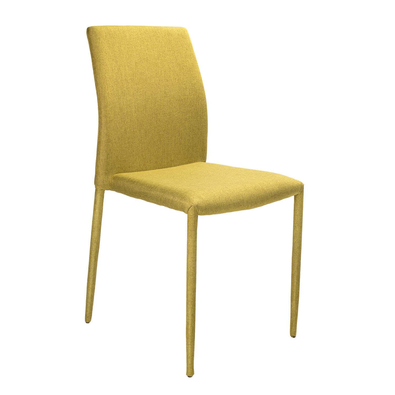 Mickеy, green dining chair