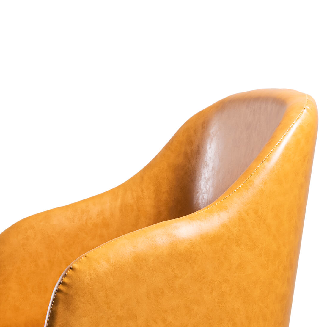 Трапезен стол Rafael, жълт