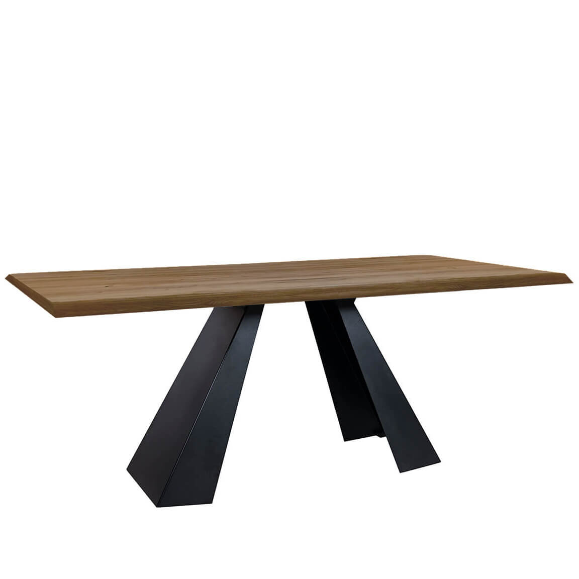 A Dining table Walnut