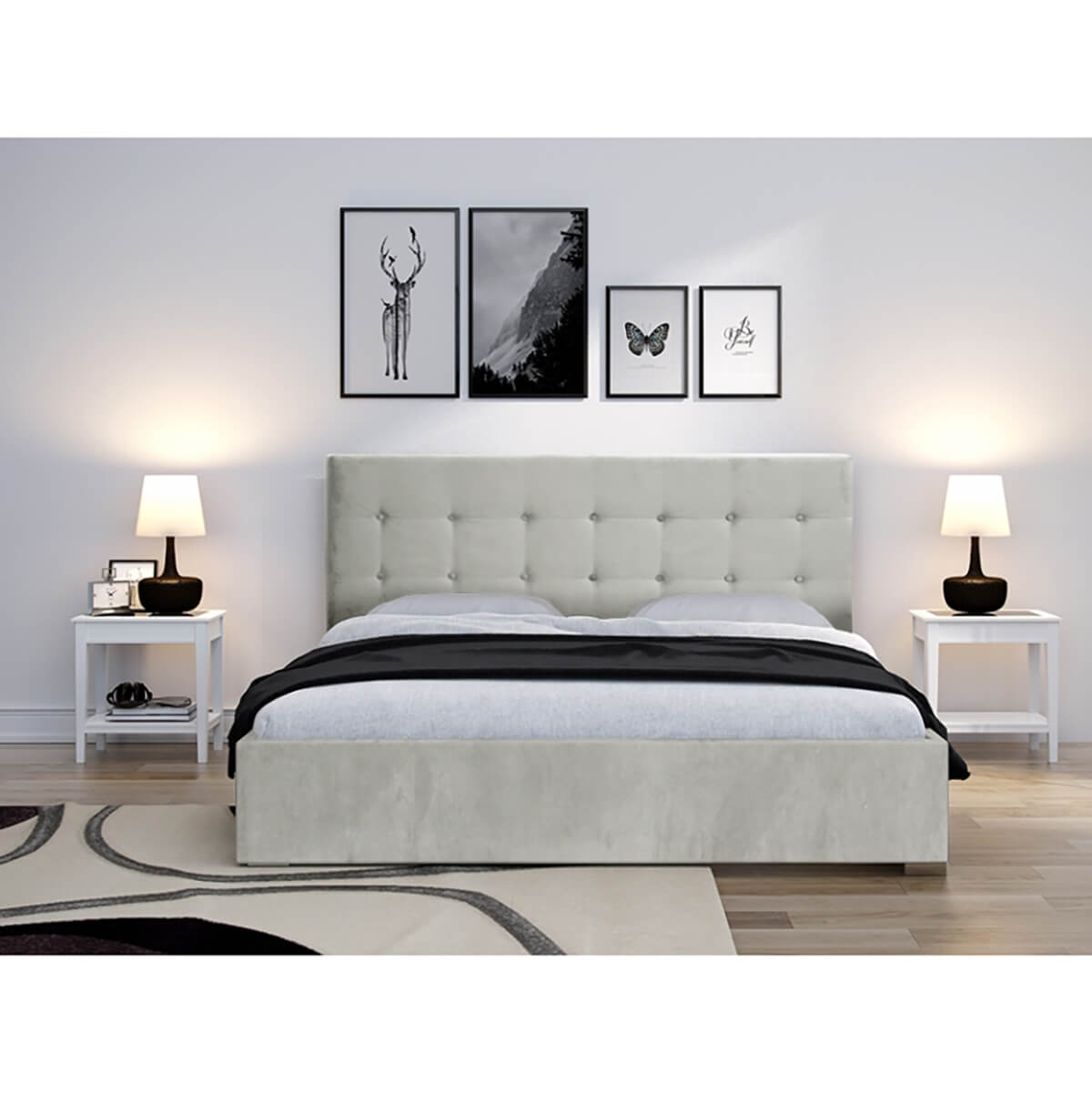 Тапицирано легло Ala